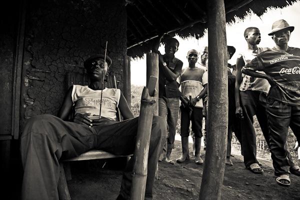 FDLR colonel in eastern Congo.